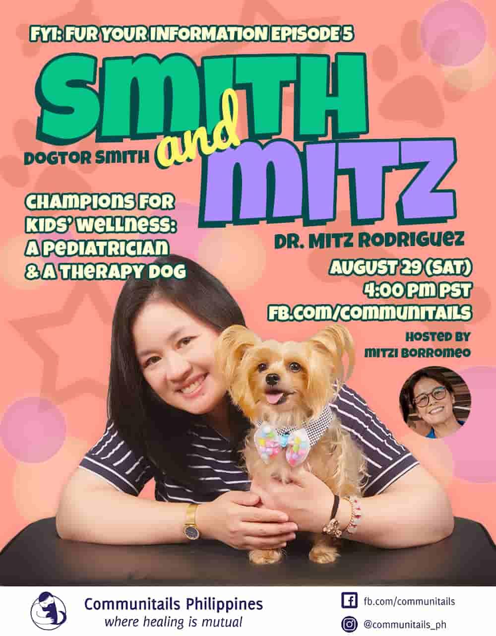 Fur Your Information (FYI) Episode 5: Dogtor Smith & Dr. Mizzi