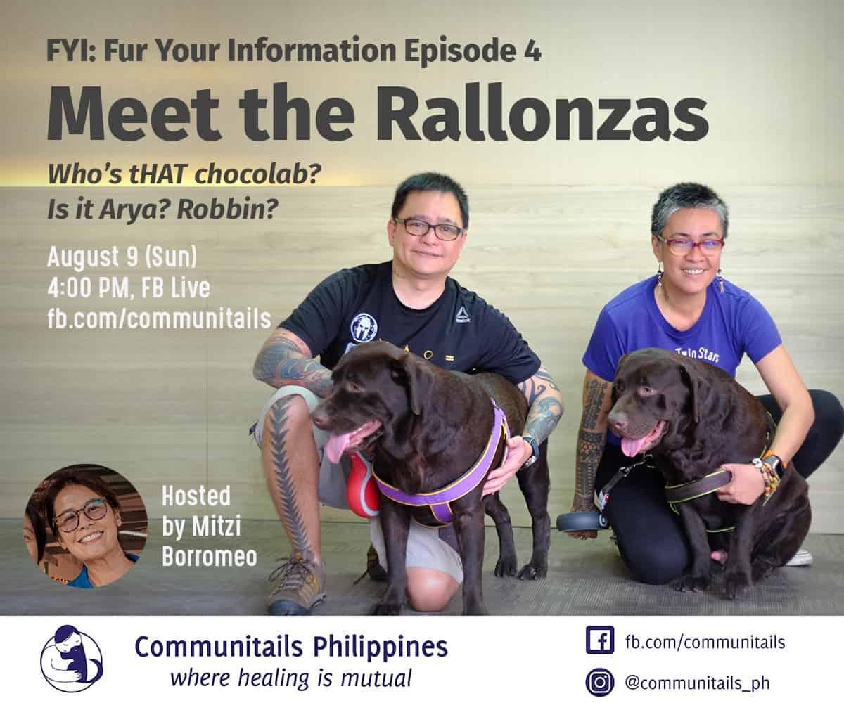 Fur Your Information (FYI) Episode 4:Meet the Rallonzas
